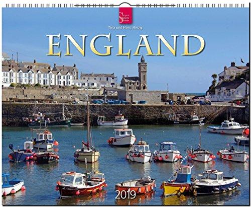 GF-Kalender ENGLAND 2019