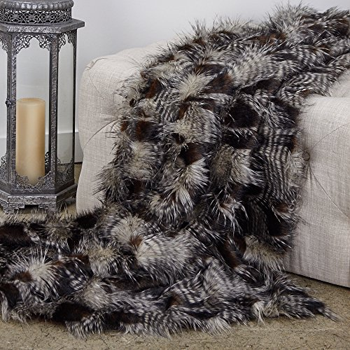 Check Out This Plutus Brands Plutus Porcupine Luxury Throw, 108 L x 90 W Fu L L/Queen
