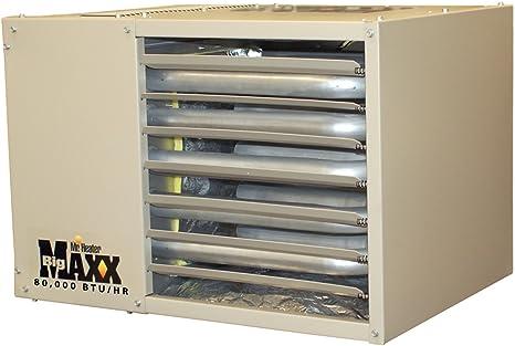 Mr. Heater F260560 Big Maxx MHU80NG Natural Gas Unit Heater: image