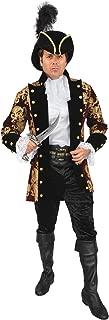 purple pirate costume