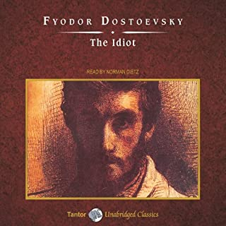 The Idiot [Tantor] cover art