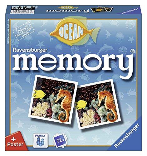 Ravensburger 26632 - Meerestiere Memory