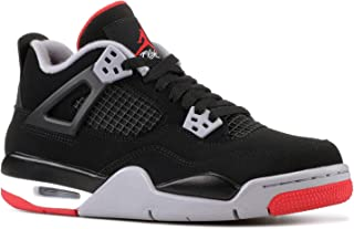 release date: 93116 9be1f AIR Jordan 4 Retro BG (GS)  BRED  - 408452-060