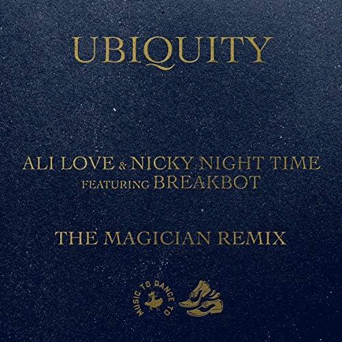 Ali Love & Nicky Night Time feat. Breakbot
