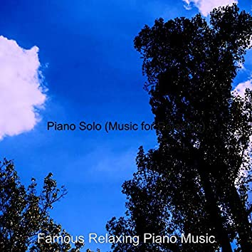 Piano Solo (Music for Relaxing)