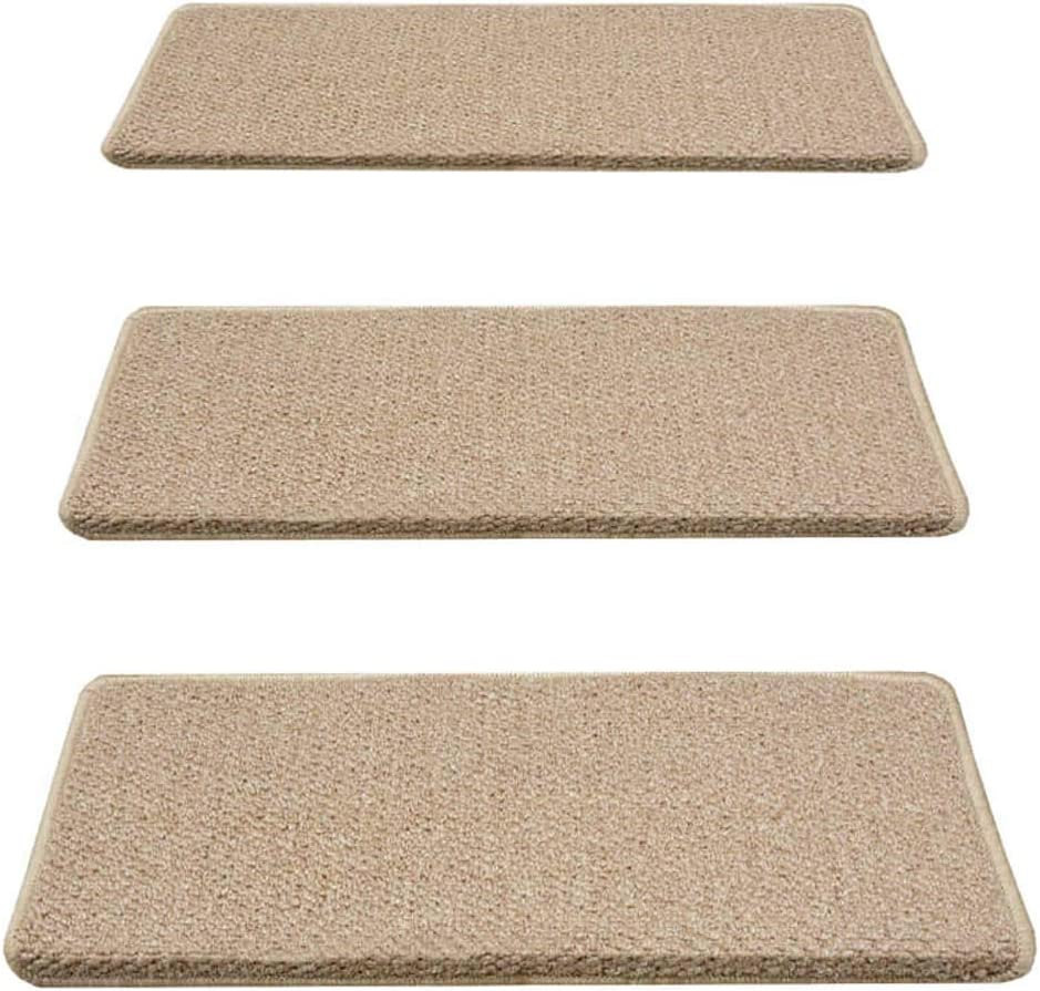 LIYUHOUZUONC Staircase Step Challenge the lowest price Treads Self-Adhe excellence Stair Carpet