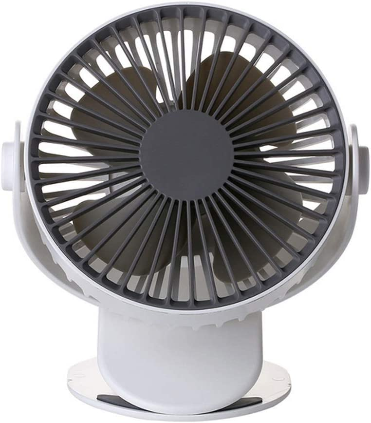 USB Rechargeable Fan 360 ° Rotating with Bombing new Max 52% OFF work Clip Desktop P Mini