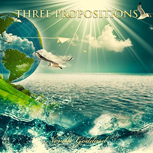 Three Propositions audiobook cover art