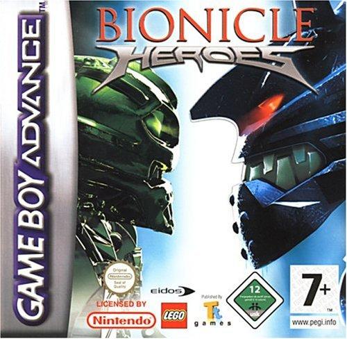 Bionicle Heroes [Importación alemana]