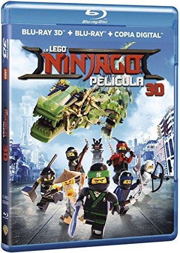 The LEGO Ninjago Movie (LA LEGO NINJAGO PELICULA 3D+2D -, Spanien Import, siehe Details für Sprachen)