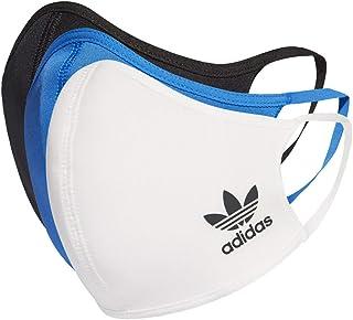 adidas Originals unisex-adult Face Covers 3-pack Accessories