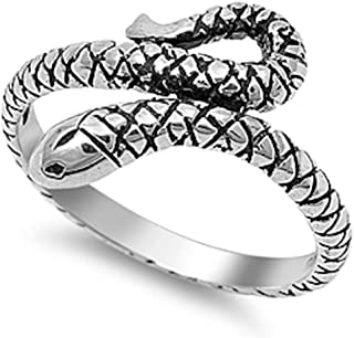 Best snake pinky ring Reviews