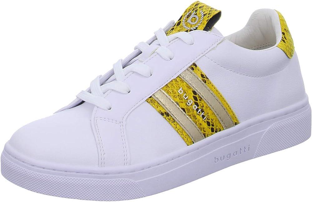 Bugatti sneakers scarpe da ginnastica donna in pelle sintetica 431877025058