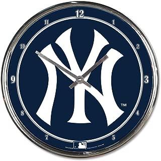 new york yankees clock