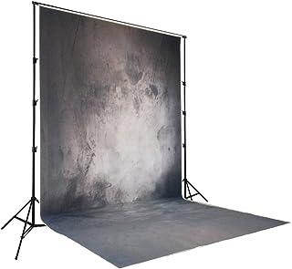 Telón de fondo para Studio Pictures NIVIUS PHOTO Resistente al agua y algodón lavable Fondo de poliéster para retratos Fot...