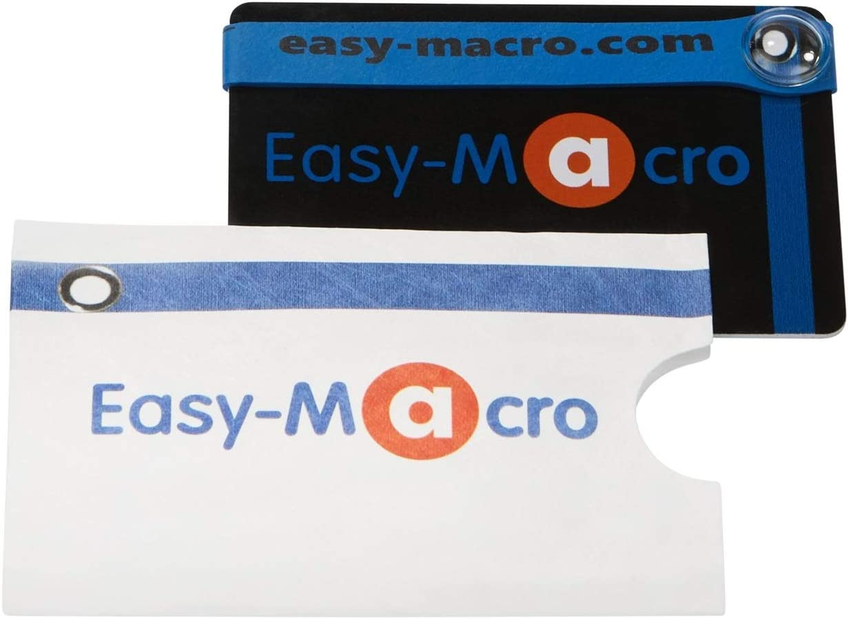 Easy-Macro gift Lens Band 4X Magnification for Closeup with Pictures Very popular!
