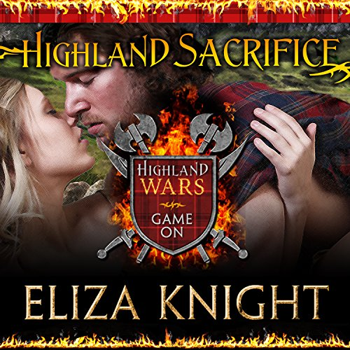 Highland Sacrifice audiobook cover art