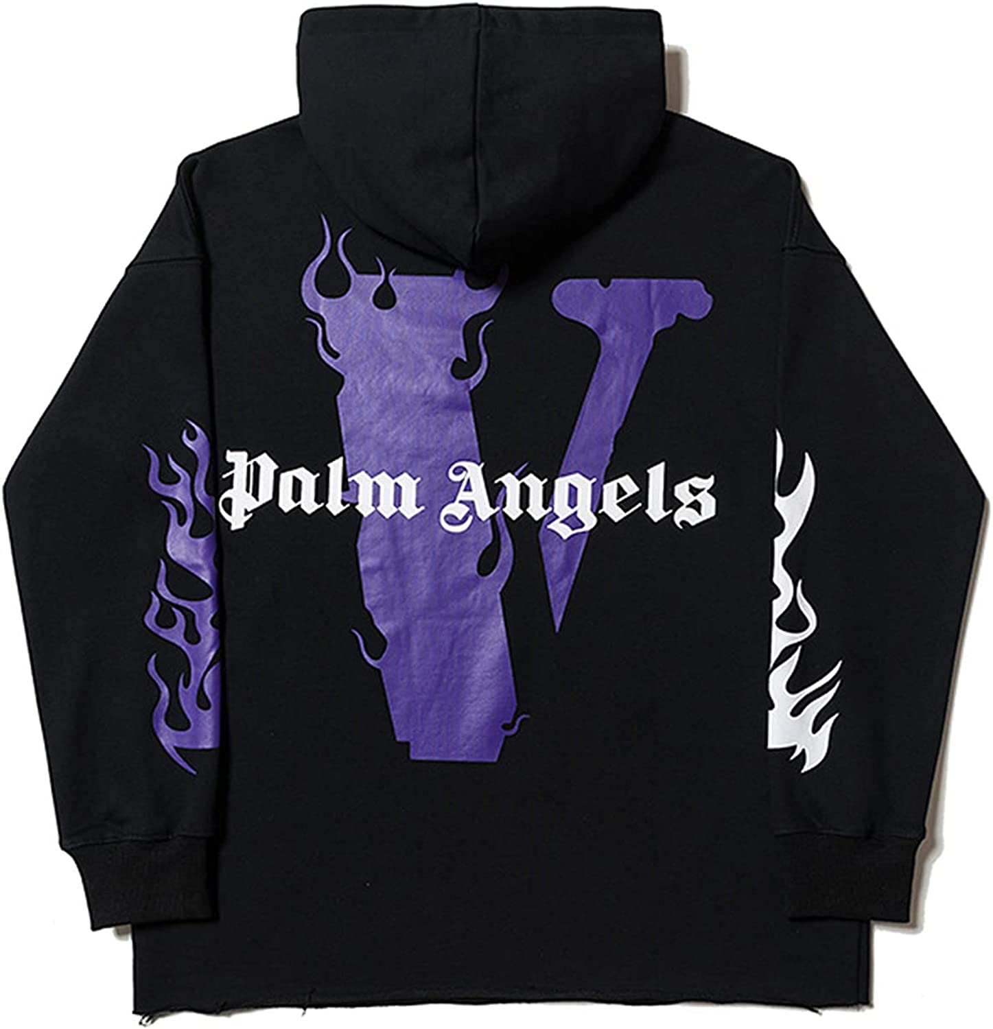 Aluo discount Excellent Vlone Hoodie Hip Hop Big Street Pullover Ho Trend Fashion V