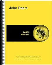 New for John Deere 212 Lawn & Garden Tractor Parts Manual