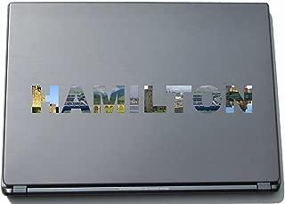 Hamilton Laptop Sticker Laptop Skin 290 mm with sights