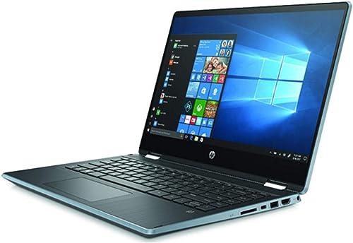 HP Pavilion x360 14 dh1016ns schwarz blau 14 1366x768 Touchscreen Intel Core i3 10