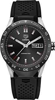 TAG Heuer TAG Heuer CONNECTED Luxury Smart Watch (Android/iPhone) (Black)