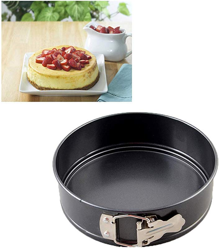 Springform Cake Pans Cheesecake Pan Cake Mold For Baking With Removable Bottom 5 Inch