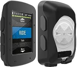 TUSITA Case for GarminEdge520 Plus - Silicone Protective Cover - GPS Bike Computer Accessories