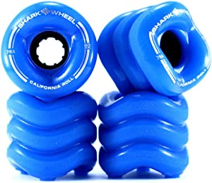 Shark Wheel 1001S60MMS78AB Skateboard Wheels