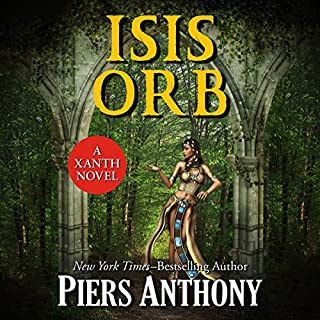 Isis Orb audiobook cover art