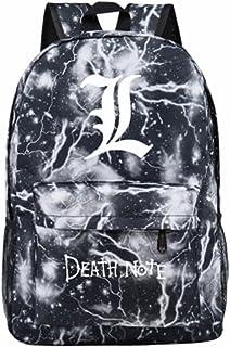 Siawasey Anime Death Note - Mochila para cosplay