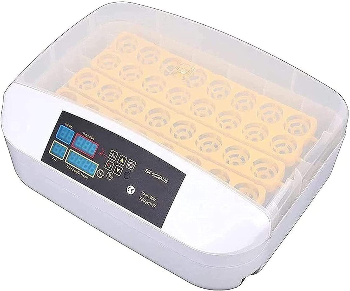 WENZHE Automatic Egg Be super outlet welcome Incubator 32 LED Autom Eggs High-Efficiency
