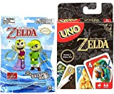 Legend Go! Uno Card Game Zelda Special Legend Rule Exclusive & Adventure Backpack Buddies Master Hanger Collectors Edition