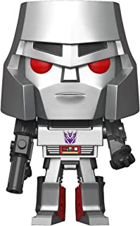 Funko 50967 POP vinilo: Transformers-Megatron Retro S3 Juguete coleccionable, Multicolor