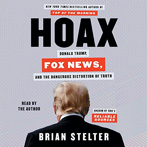 Hoax Audiobook By Brian Stelter cover art