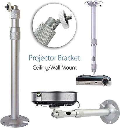 Alftek universale 20–40cm per proiettore a soffitto staffa di montaggio a parete in alluminio capacità 15kg - Trova i prezzi più bassi