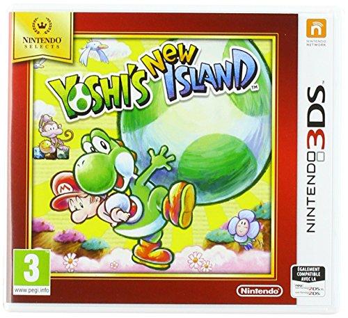 Yoshi's New Island - Nintendo Selects - Nintendo 3DS - [Edizione: Francia]