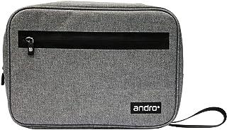andro(アンドロ) 卓球 ラケットケース アンドロ SQケース II グレー×ブラック サイズ/31x22x5.5cm 412058