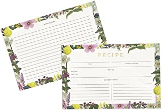 Rifle Paper Co. Herb Garden Lined 4