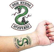 Best serpents tattoo riverdale Reviews