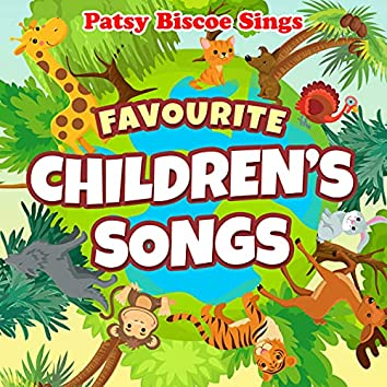Patsy Biscoe Sings Favourite Children's Songs