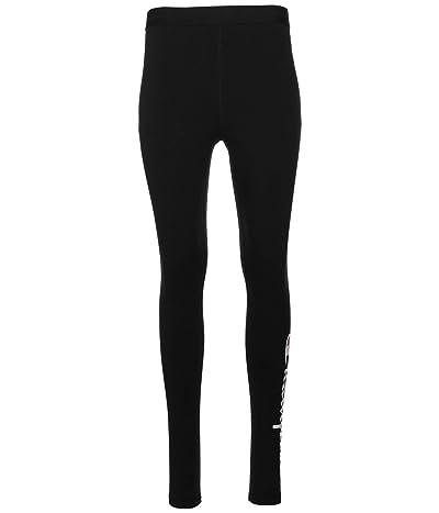 Champion Everyday Leggings Leg Script (Black) Women