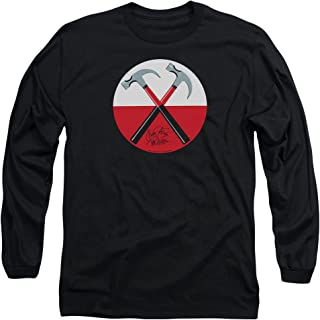 Roger Waters Hammers - Adult Long-Sleeve T-Shirt