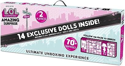 L.O.L. Surprise! Amazing Surprise with 14 Dolls, 70+...