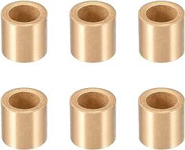 METRIC Isostatic AM-1215-16 Item # 601153 Oilube Powdered Metal Bronze SAE841 Sleeve Bearings//Bushings