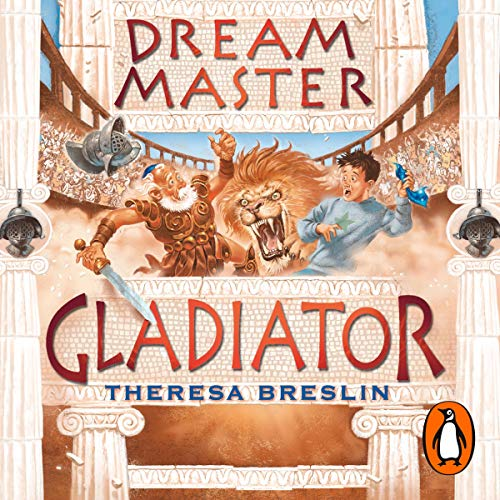 Dream Master: Gladiator cover art