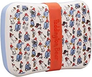 Genuine Paddington Bear Pattern Bamboo Lunch Box Eco Storage Food Container