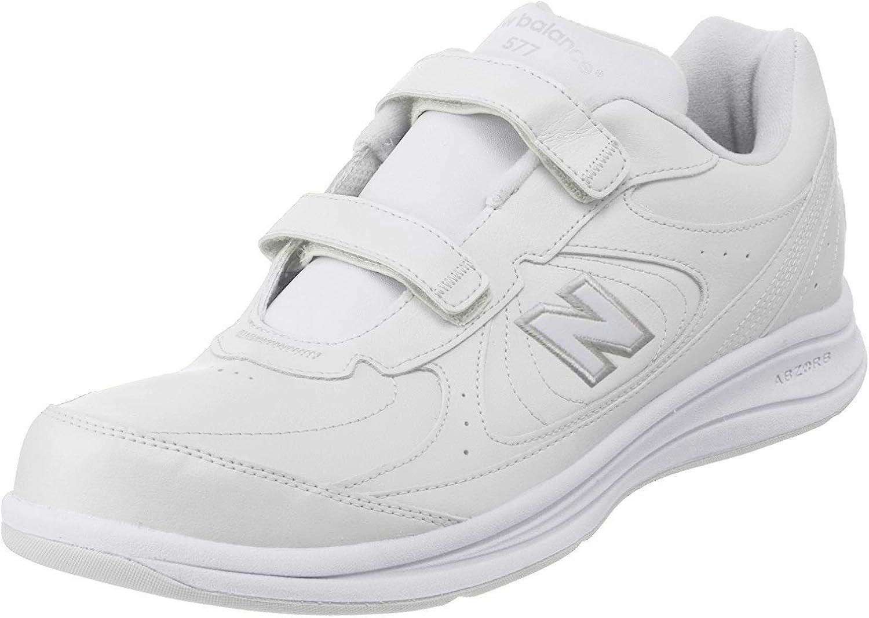 Amazon.com   New Balance Men's 577 V1 Hook and Loop Walking Shoe ...