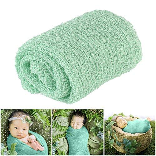 OULII - Wrap, accessori per il fai da te per neonati e bambini, colore: verde menta