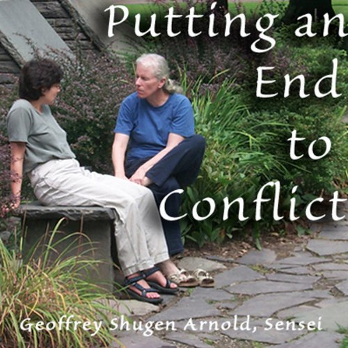Putting an End to Conflict audiobook cover art